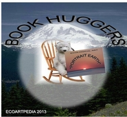book huggers Spring 2013 Selection, Eco-Arts, ecological art portrait earth, ECOARTPEDIA